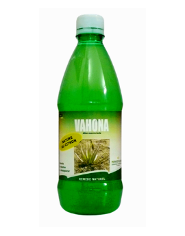 "Vahona ""Aloès"" nature au citron Homeopharma 500ml"