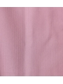 Robe smocks manches longues en velours rose pâle