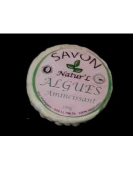 Savon Algues – Amincissant  100%naturel