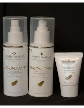"Crème radiance Masonjoany ""Santal de Madagascar"""