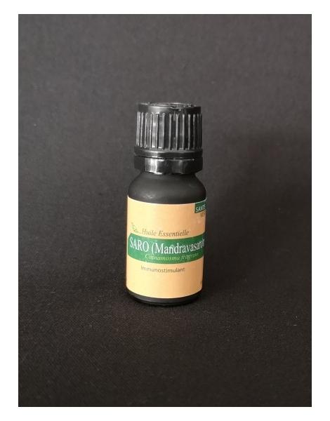 Huile essentielle MANDRAVASAROTRA (Saro) 10 ml