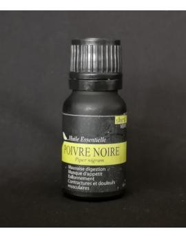 Huile essentielle POIVRE NOIRE 10 ml