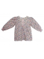Blouse smocks manches longues 6 ans