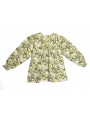 Blouse smocks manches longues 8 ans